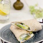Wraps mit Fetacreme und Zucchini-4