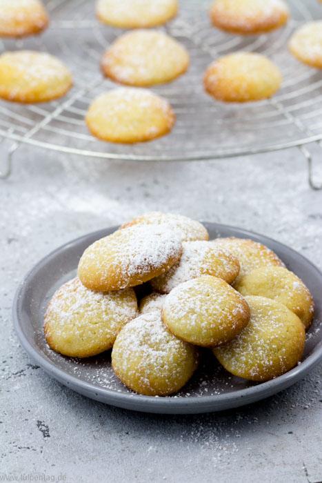 Einfache Plätzchen mit Frischkäse und Zitrone. #rezept #kekse #plätzchen #einfach #schnell #frischkäse #zitrone #weihnachten #advent #backen